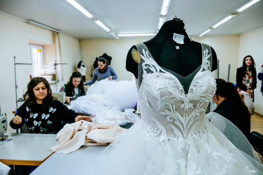 8c9bdaf8093acf Як весільні сукні франківської дизайнерки підкорили світ - Sotka.Life