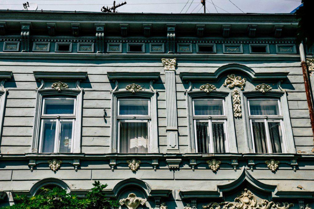 Станиславів будинки