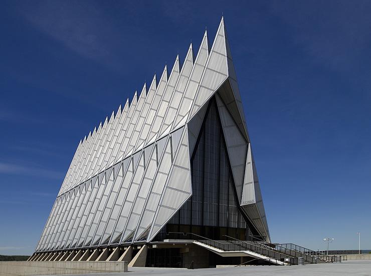 Кадетська каплиця Академії ВПС США