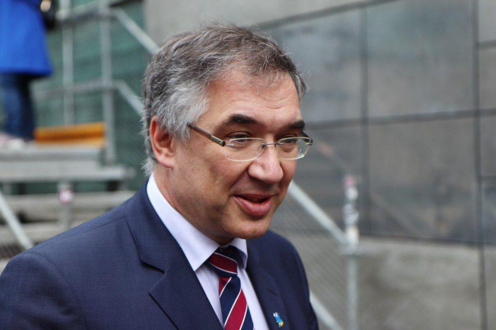 Посол Канади Роман Ващук в Івано-Франківську