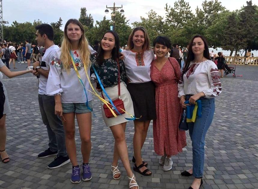 AIESEC в Івано-Франківську